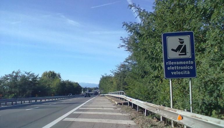 autovelox distanza minima
