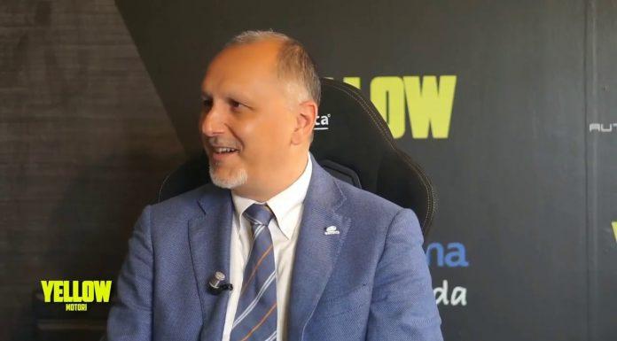 Gianni Pintonello Yellow Motori