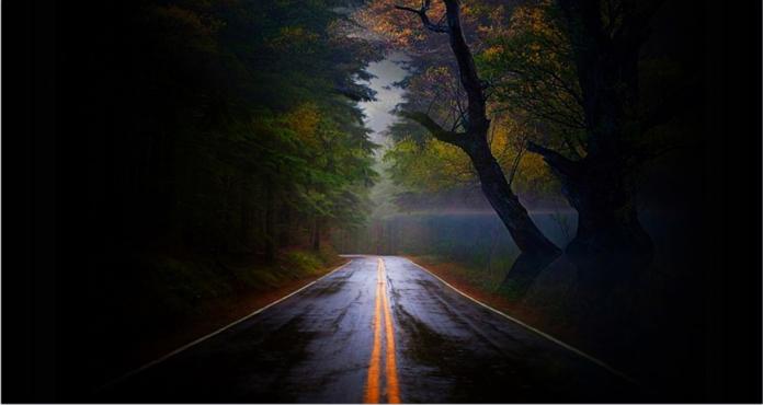 halloween strade brivido