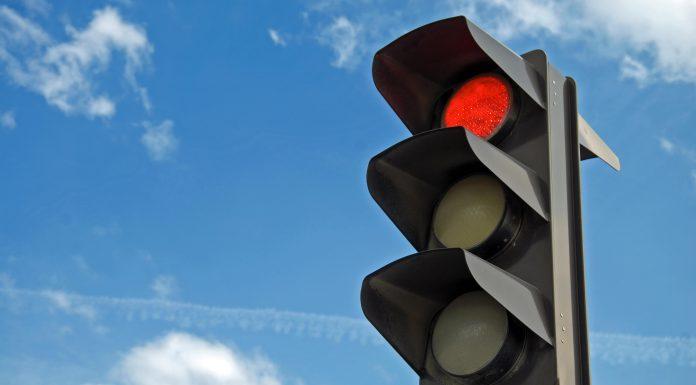 semaforo rosso