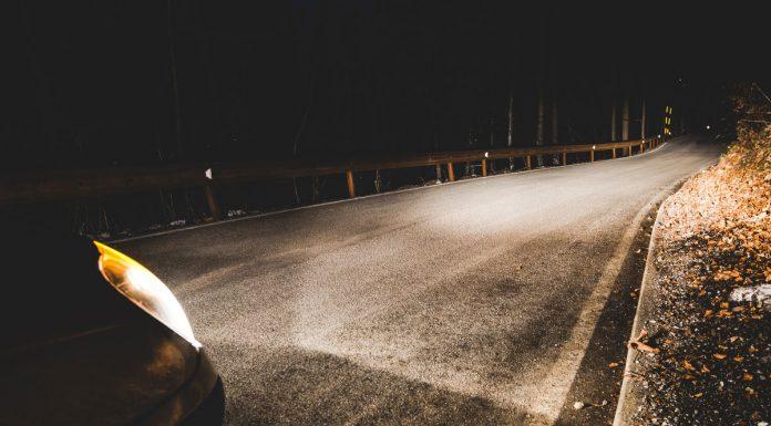 luci abbaglianti