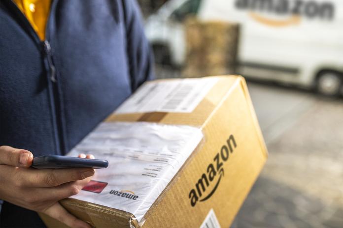 riduzione Co2, Amazon