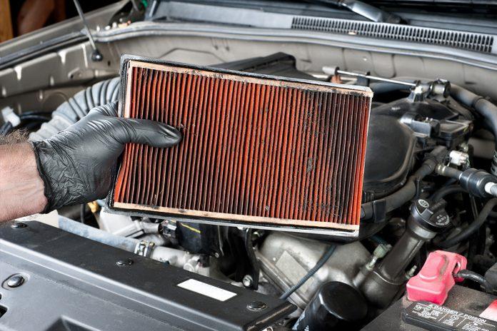 Filtro aria motore