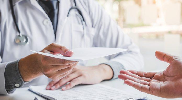 Visita medica per rilascio patente