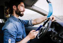 pericoli alla guida